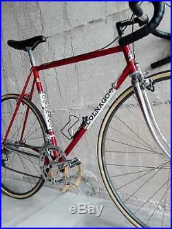 Colnago Super 1983 Saronni Campagnolo Super Record Fully pantographed