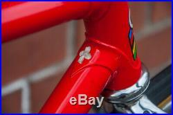 Colnago Super Pista Track Bike with Campagnolo Record Pista 52 cm Columbus VGC