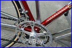 Colnago master campagnolo super record italian steel bike vintage eroica