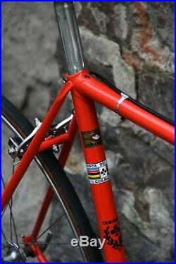 Colnago super 1971 campagnolo nuovo record italian steel bike eroica vintage