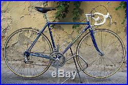 Colnago super campagnolo nuovo record tiny steel vintage bike eroica
