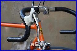 Colnago super molteni campagnolo record steel vintage bike for eroica