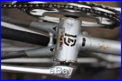 De Franceschi Columbus Campagnolo Super Record Shimano Dura Ace 3ttt Mavic 51cm