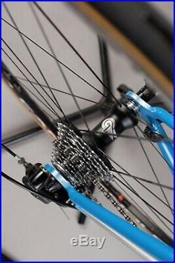De Rosa Titanio vintage road bike Campagnolo Super Record 11 Zonda Look HSC