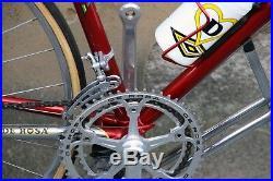 De Rosa super prestige 1978 campagnolo super record steel vintage bike eroica