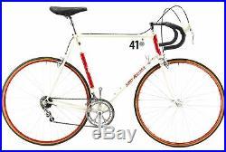 Eddy Merckx'Faema' Road Bike 61cm c-c Campagnolo Super Record Cinelli L'Eroica