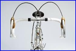 Eddy Merckx Professional Bike 55cm Campagnolo Super Record De Rosa Columbus