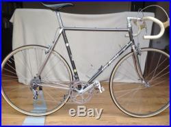 Eddy Merckx Reynolds 531 Campagnolo Super Record Cinelli Concor Mavic Panto