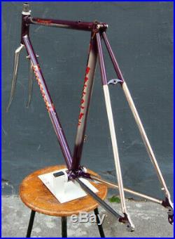 GC Daccordi Griffe frameset Columbus SLX 54x54,5 Campagnolo Super Record Colnago