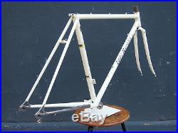 GC small Eddy Merckx professional frameset 50x52 Campagnolo super record c