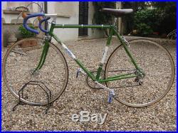 Galmozzi Super Competizione 1974 full Campagnolo Nuovo Record vintage Road Bike
