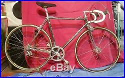 Gianni Motta Personal 2001 Campagnolo Super Record Vintage Bike