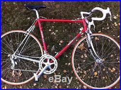 Gios Compact Road bike Campagnolo C record campagnolo super record