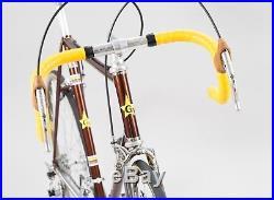Guerciotti Super Record vintage road bike Campagnolo Super Record panto 80s