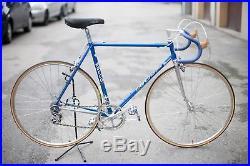 Marastoni Marco Vintage Bike SUPER RECORD Campagnolo no Bianchi Colnago Galmozzi