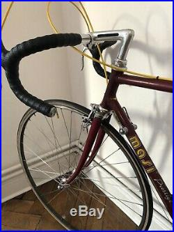 Masi Prestige Roadbike Cinelli Campagnolo Super C Record retro De Rosa Panto