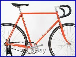 Mercian Super Vigorelli track bike Campagnolo C-record Pista cinelli 58cm