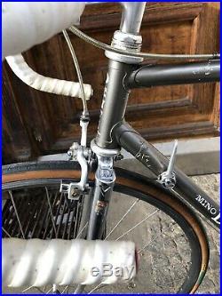 Mino Denti Roadbike Rennrad Campagnolo Super Record vintage Cinelli Mavic Panto