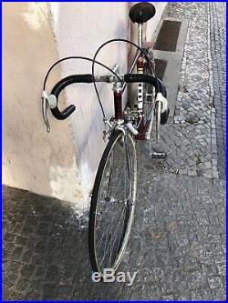 Moser Roadbike Rennrad Cinelli Campagnolo Super Record Eroica retro DeRosa Panto