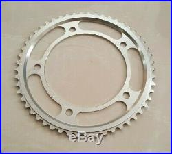 NEW Campagnolo Super Record Pista Track Supersprint 7mm Thick 53t 1/8 Chainring