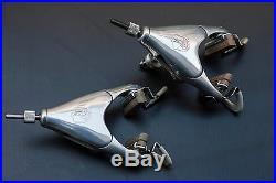 NOS Campagnolo C-Record Delta Prototype 1st gen 1984 brake calipers. SUPER RARE