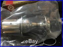 NOS Campagnolo Record Titanium 9-10-11sp Hub Set 32h super c dura hubs ti NIB