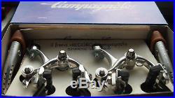 NOS NIB Campagnolo Super Record V2 brakes set # 4061 Colnago Masi Bianchi