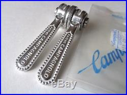 NOS Vintage 1980s Campagnolo Super Record braze-on gear shifters
