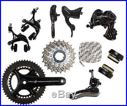 New 2015 Campagnolo Super Record 11 Speed Group Set 9 piece in Box