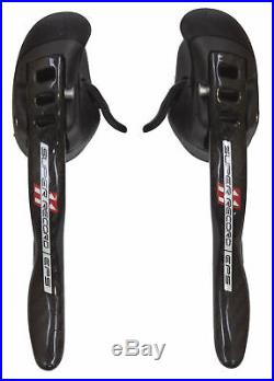 New 2016 Campagnolo Super Record 11 Speed EPS ErgoPower Lever Shifters