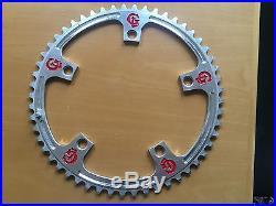 New Campagnolo Record Patent GIOS-Torino Super Record Panto Chainring 53T 144BCD