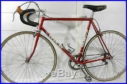 OLMO Biciclissima PANTO Campagnolo Super Record bici corsa Vintage racing bike