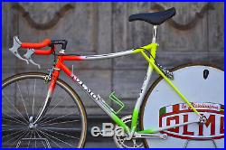 Olmo TT Columbus steel Campagnolo Super Record small size Lopro Time trial
