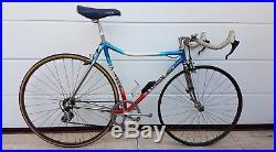 PIEMME vintage italian steel chrono TT bike CAMPAGNOLO SUPER RECORD MODOLO ORIA