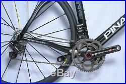 PINARELLO Dogma 65.1 Carbon Road Bike Size 530 Campagnolo Super Record EPS