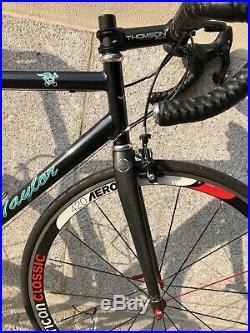 Paul Taylor True Temper S3 road bike Campagnolo Super Record 11 56cm CUSTOM