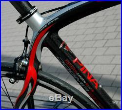 Pinarello DOGMA lightweight Rennrad racebike Campagnolo SUPER-RECORD Gruppe NEUw