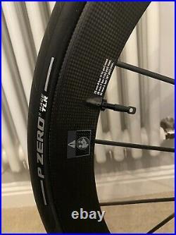 Pinarello Dogma F12 Campagnolo Super Record EPS, Lightweight Evo Wheels RRP£18000