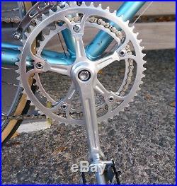 RIVOLA Special 55 x 54.5cm, Campagnolo Super Record, Cinelli, Columbus SL, EXC