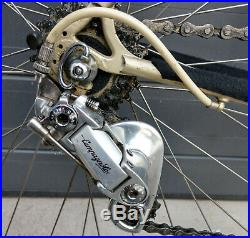 Raleigh TI Team SBDU Rennrad Campagnolo C Record Super Delta 52cm Reynolds 753