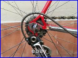 Rare vintage early 80's Rivola time trial road bike, Campagnolo Super Record gro