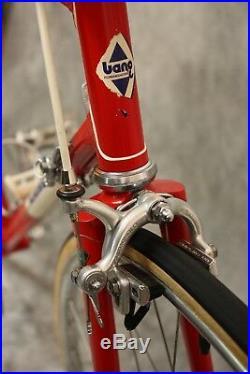 Rennrad LANG Cycles Suiss Alois Lang Romanshorn, RH 54, Campagnolo Super Record