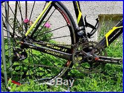 Rennrad Triestina Wilier Cento1SR Campagnolo EPS Super Record Fulcrum Road Bike