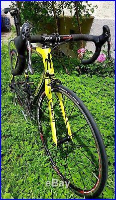 Rennrad Triestina Wilier Cento1SR Campagnolo EPS Super Record Fulcrum Roadbike
