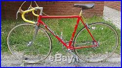 Road Bike Masi Gran Criterium Campagnolo Super Record Eroica