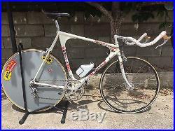 Rossin Futura Cx- Full Campagnolo Super Record Group Set/ Ex Pro Bike
