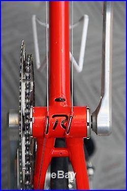 Rossin record campagnolo super record steel vintage bike eroica