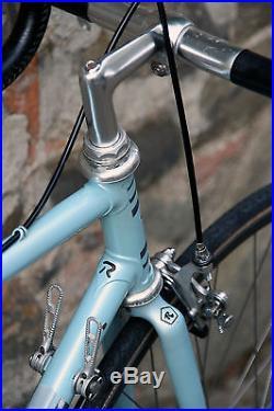 Rossin super record campagnolo super record steel vintage bike eroica