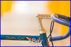 VERY RARE NOS Colnago Oval CX Campagnolo Super Record size Medium. Must see