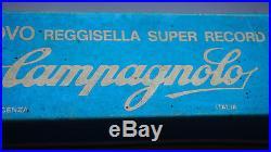 VGC Campagnolo Super Record 1983 groupset vintage Colnago Cinelli Masi Bianchi